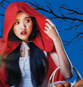 INTO THE WOODS Opens December 22 at Music Theater Works