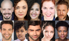Casting Announced for Haven Theatre's FEAR AND MISERY OF THE THIRD REICH