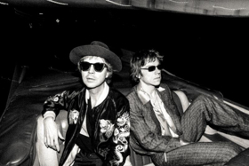 Cage The Elephant and Beck Share NIGHT RUNNING