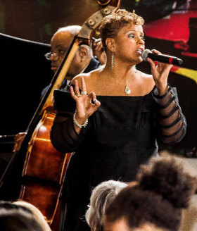 Cool Jazz and a Tailgate Picnic Featured At Bickford Summer JazzFest, Plus Antoinette Montague Experience