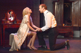 BWW Review: Inspired by a True Story, THE RED DRESS Reminds Us of a Time We Must Never Forget