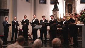 SFEMS Presents Cut Circle In Choral Music By Du Fay, Ockeghem & Josquin