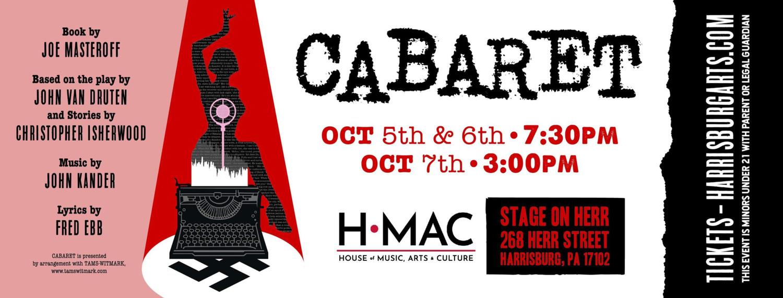 BWW Interview: Lindsay Bretz And Michael Zorger of CABARET at Harrisburg Midtown Arts Center