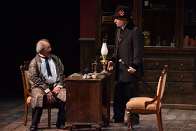 BWW Review: ENEMY OF THE PEOPLE at Centenary Stage is a Powerful and Important Show for Our Times
