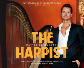 The World's Greatest Harpist to Embark on First Australian Headline Tour
