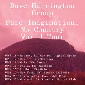 Dave Harrington Group Announces World Tour