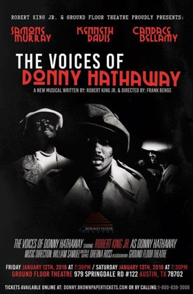 BWW Review: THE VOICES OF DONNY HATHAWAY - A Stellar Premier