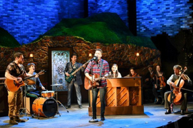 BWW Review: ONCE at the John W. Engeman Theatre