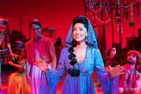 Lissa deGuzman Will Play Jasmine on the National Tour of ALADDIN