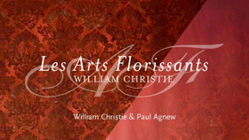 William Christie Honored by the French Ministry of Culture