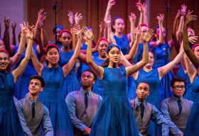 Young People's Chorus Opens Its Fourth Decade with 'Listen to the Music' Gala