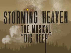 STORMING HEAVEN: THE MUSICAL Brings Denise Giardina's Novel to Life This June at the West Virginia Public Theatre
