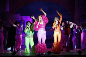BWW Review: MAMMA MIA Proves A Super Trouper in Regional Premiere at Riverside Center
