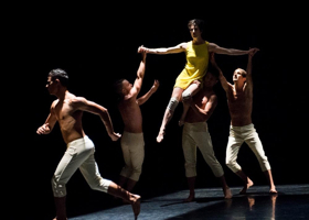 CUNY Dance Initiative and John Jay College in Collaboration with Dusan Tynek Dance Theatre Present the World Premiere of ANNA