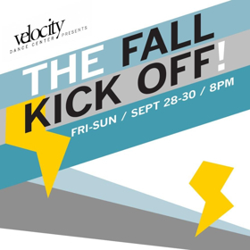Velocity Presents THE FALL KICK OFF! Seattle Dance Showcases