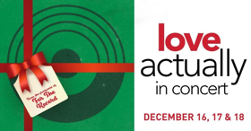 Steve Kazee and More to Star in LOVE ACTUALLY in Concert This Weekend in L.A.