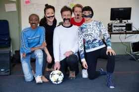 BWW Review: THE PAPER MAN, Soho Theatre