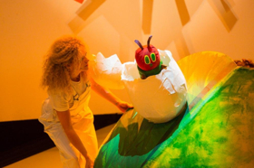 THE VERY HUNGRY CATERPILLAR SHOW Comes to The Seymour Centre