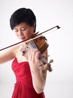 Violinist Jennifer Koh Opens 18-19 Artist Series at Music Institute of Chicago