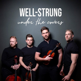 String Quartet Well-StrungTo Release Third Album This Fall Featuring Pop/Classical Mash-Ups