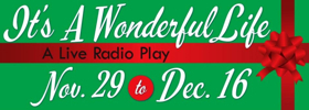 Temple Theater Presents IT'S A WONDERFUL LIFE: A RADIO PLAY