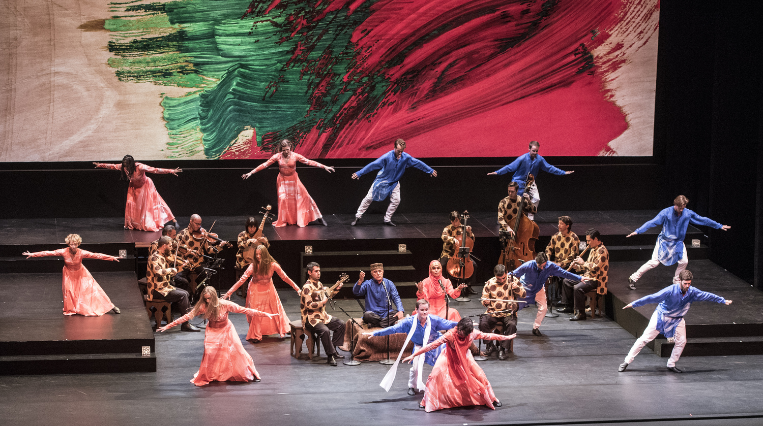 BWW Review: MARK MORRIS DANCE GROUP Delivers a Finessed, Yet Disconnected, Persian Love Story