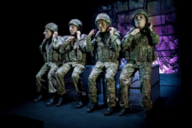 Vamos Theatre Launches European Tour of A BRAVE FACE