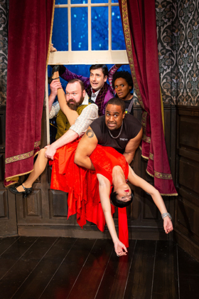 BBC Will Create Comedy Series Based on THE PLAY THAT GOES WRONG
