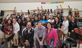 Five Educators Win 2018 Music Ed Innovator Awards From GIVE A NOTE Foundation
