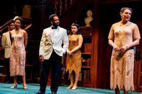BWW Review: Folger Theatre's LOVE's LABOR'S LOST at the Folger Shakespeare Library