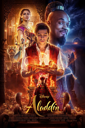 Review Roundup: What Did Critics Think of Disney's ALADDIN Live-Action Remake?