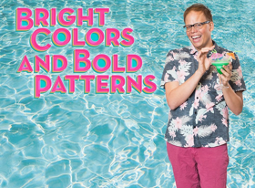 BRIGHT COLORS AND BOLD PATTERNS Announces Second Extension Off Broadway