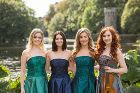 Celtic Woman's ANCIENT LAND DVD And Blu-Ray Set For 2/15 Release