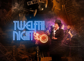 Hedonistic 1920's TWELFTH NIGHT Opens This Week At Wilton's Music Hall