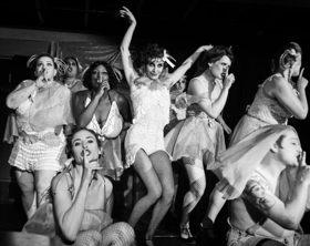 BWW Review: Fuse Theatre Ensemble Takes CABARET to a Whole New Level of Dark, Right Where It Belongs