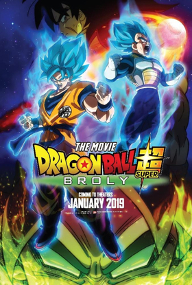Funimation Acquires New DRAGON BALL SUPER Movie, Set for January 2019 Release