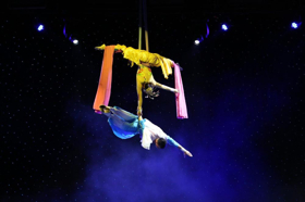 CIRQUE DREAM JOURNEY Comes to Hershey Theatre