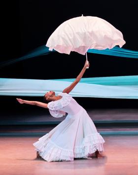 BWW Review: ALVIN AILEY AMERICAN DANCE THEATER Landmark 60th Anniversary Season Continues
