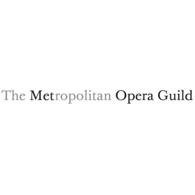 The Metropolitan Opera Guild Launches First-Ever Online Opera Learning Curriculum