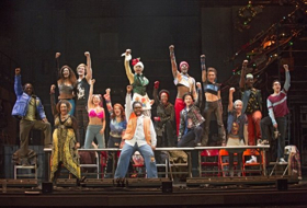 Seasons Of Love! The 20th Anniversary Tour Of RENT Plays The McCallum Theatre