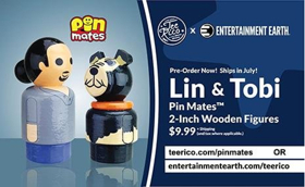 Lin-Manuel Miranda's TeeRico Partners With Entertainment Earth to Launch Toy and Collectible Line