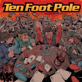 Ten Foot Pole To Release First New Album of All New Material In 15 Years