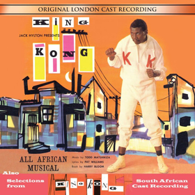 Stage Door Records Announces Release of KING KONG London Cast Album