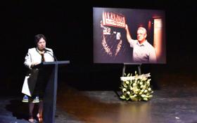 La comunidad teatral despidió a Fermín Sánchez, tramoyista con más de cuatro décadas en el INBAL