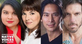 Native Voices at the Autry Presents 25th Annual Festival of New Plays