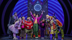 Noah Weisberg, Henry Boshart, Collin Jeffery, and Rueby Wood Will Lead CHARLIE AND THE CHOCOLATE FACTORY National Tour