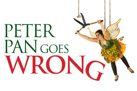BWW REVIEW: Cornley Polytechnic Drama Society's Comic Chaos Strikes Again With PETER PAN GOES WRONG