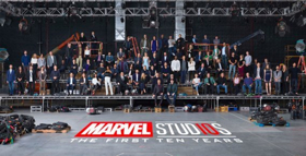 Marvel Studios Kicks Off The Marvel Cinematic Universe 10 Year Anniversary