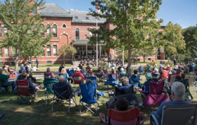 University of Southern Maine's School of Music Presents an Old-Fashioned Outdoor Band Concert