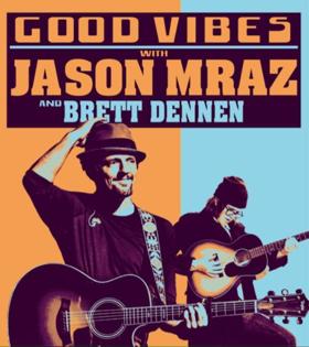 Brett Dennen Announces Tour Dates With Jason Mraz